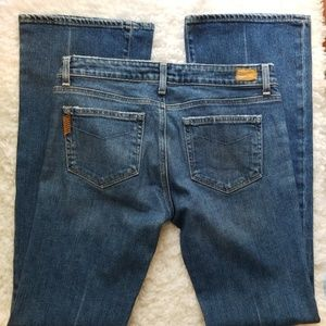 Paige Laurel Canyon Boot Cut size 30 Denim